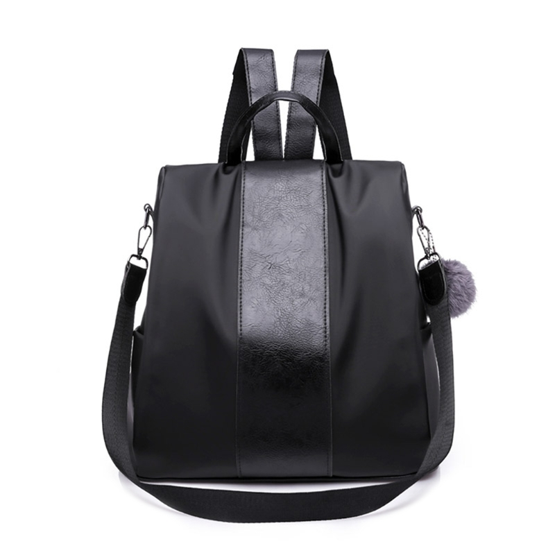 New Women Backpack Nylon Oxford Backpack Women Simple style Casual for Teenage Girls Backpack Travel Multifunction Backpack W729