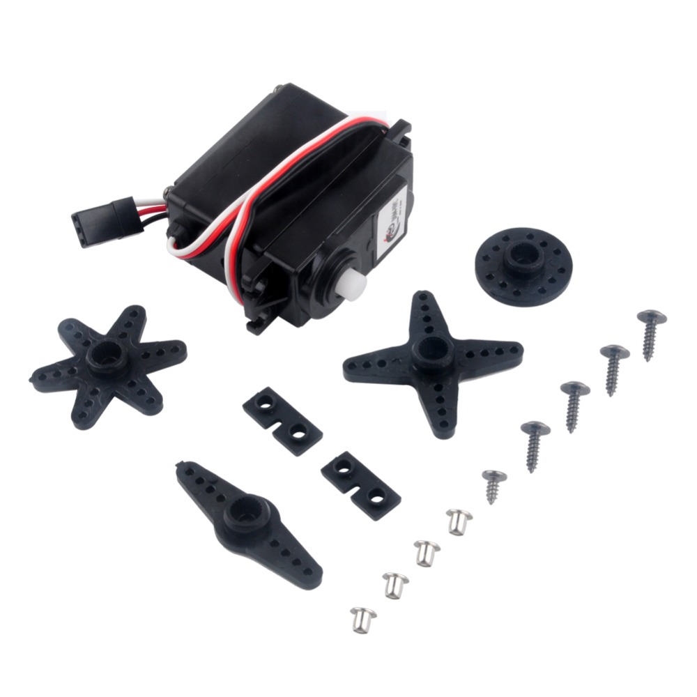 5Pcs/lot Servos 360 Degree Continuous Rotation Servos for Smart Car Robots Aerospace Model By DIY for Remote Control Toys Z0154 free shipping 3v 0 2a 12000rpm r130 mini micro dc motor for diy toys hobbies smart car motor fod remote control car