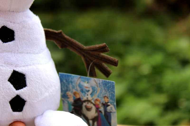 """23 см, с принтом """"Олаф"""", плюшевые игрушки Аниме мультфильма «Холодное сердце», снеговик Олаф, от мягкая плюшевая с наполнителем кукла для детей подарок"""