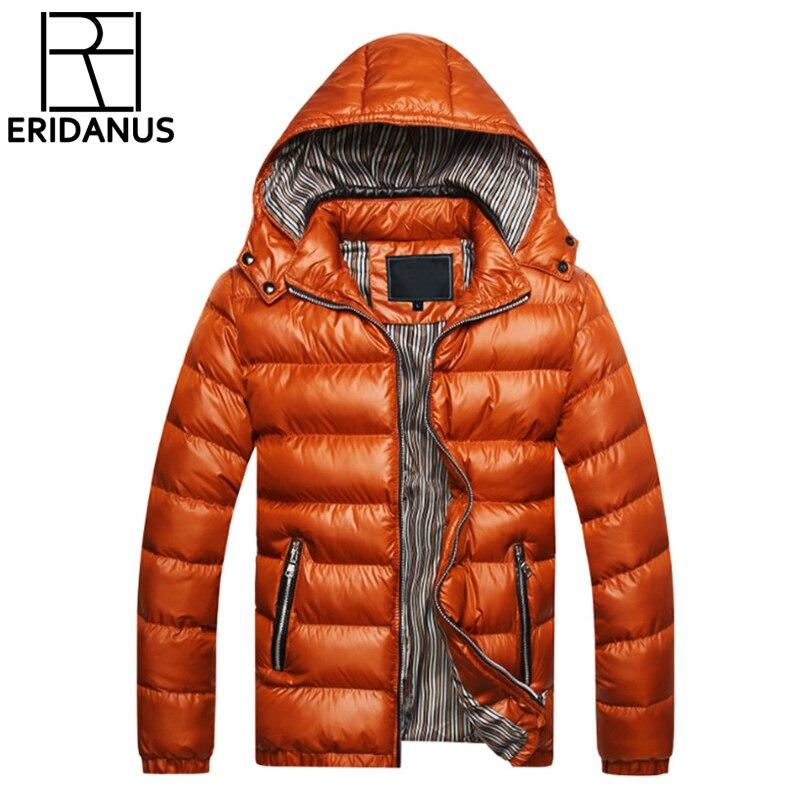 2017 Winterjacke Männer Mantel Schlank Sportbekleidung Outwear Chaquetas Hombre Parka Herren Mäntel Jacken Warme Starke Asiatische Größe M-3xl X301 Einfach Zu Verwenden