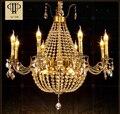 Frete grátis moda bronze pingente lustre luzes lustre luxo luz antigo pendente de cobre de bronze de cobre de cobre