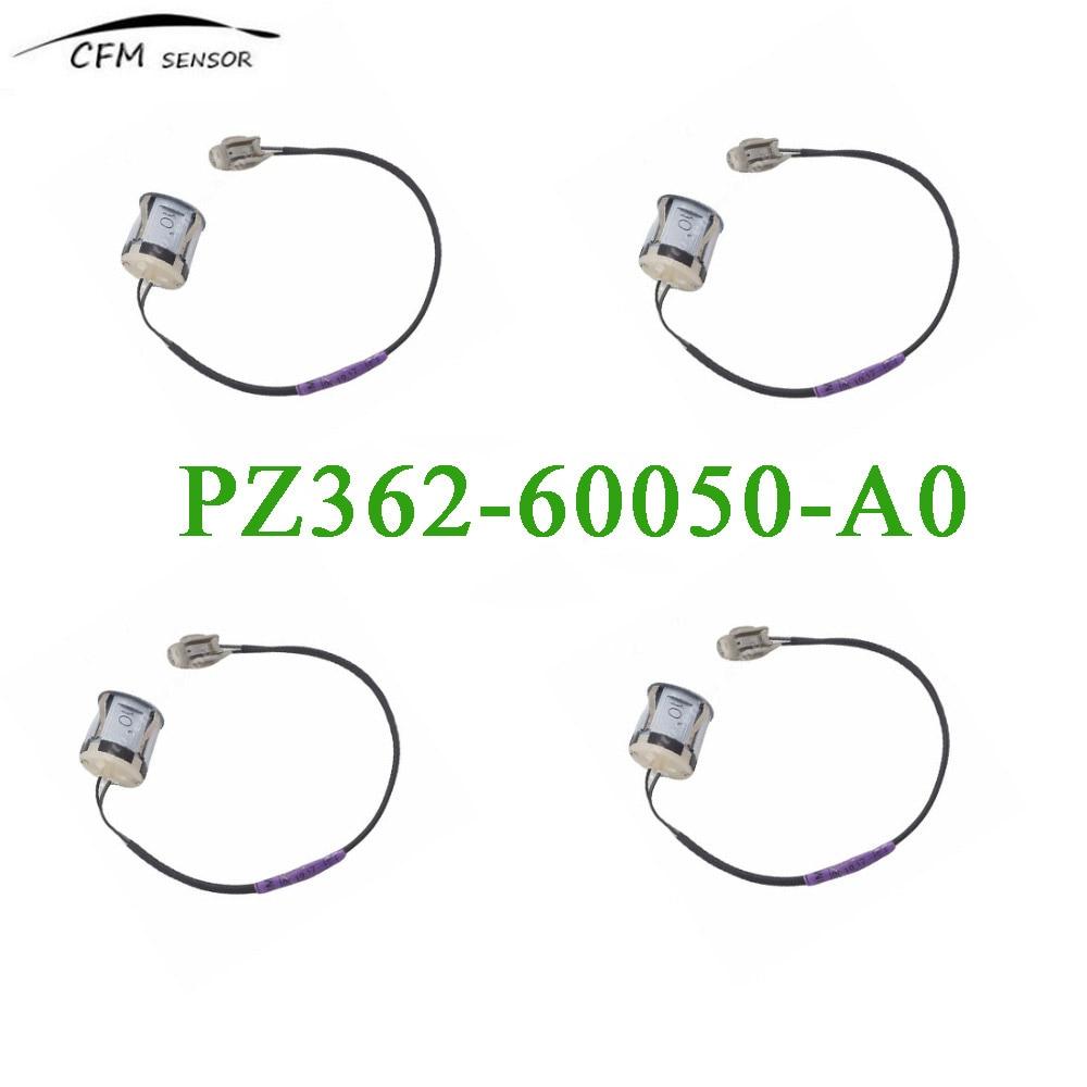 4pcs New PDC PZ362 60050 A0 Parking Sensor Fits Toyota Land Cruiser 4.0L GRJ200 1GRFE