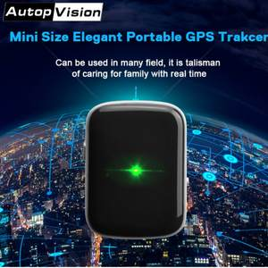 Anti-Lost Gps-Tracker Personal with Google-Map 5pcs/Lot Tracking-Device Linked Locator