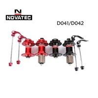 Novatec Hub D041SB D042SB Disc Card Brake MTB Mountain Bike Hub Bearing Bicycle Hubs 24 28