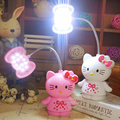 Cute cat energy-saving LED night light eye protection Rechargeable table lamp student bedroom reading desk lamp kids girls gift