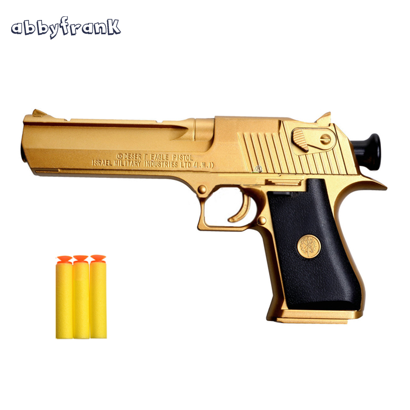 Abbyfrank Toy Gun Desert Eagle Airsoft Pistol Weapons For Airsoft