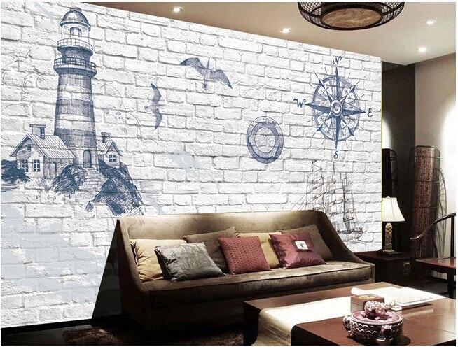 Papier Peint Style Marin | Homeezy