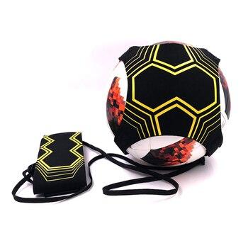 Đào tạo bóng đá Sao vành đai Đá Hands Miễn Phí Solo Của bóng đá Huấn Luyện Viên Phù Hợp Với Bóng Kích Thước 3 4 5 Thiết Bị Thực Hành Hỗ Trợ dropshipping