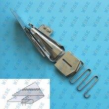 CoverStitch Machine Binder, Double-Fold Binding Attahchment For Flatbed Machine # KP-104 1-3/4~9/16