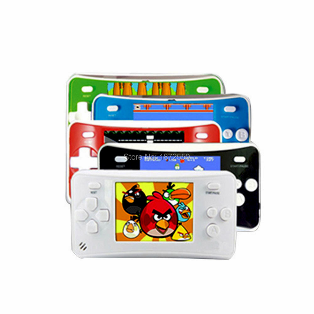 Hot RS-1 Handheld Game Player Child Classic Game Machine 2.5 inch LCD Portable Video Game Console with 76 Games for 8bit Games