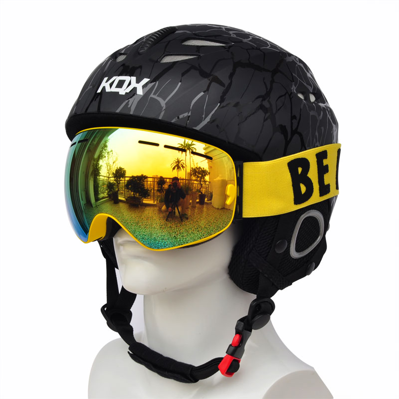 2018 Brand Professional CE Certification Adult Ski Helmet Man Women Skating Skateboard Snowboard Snow Sports Helmets 6 5 adult electric scooter hoverboard skateboard overboard smart balance skateboard balance board giroskuter or oxboard
