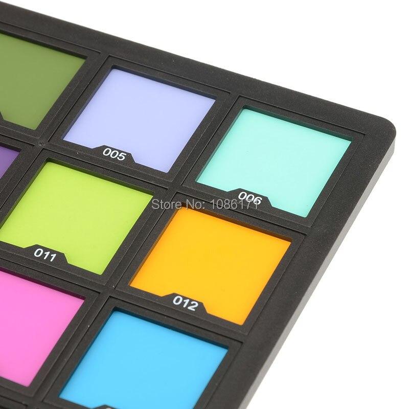 Mennon Tccr M 24 Color Test Chart Color Palette For Color Rendition