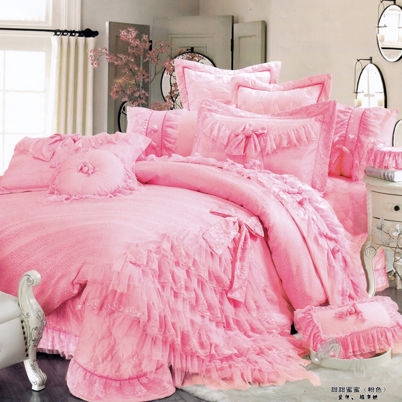 Romantic King Size Bedding Sets