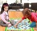 35 cm x 28 cm de espuma Tapete bebê Tapete do bebê Brinquedo de desenvolvimento e jogo de xadrez jogo educativo Brinquedo Mat piso