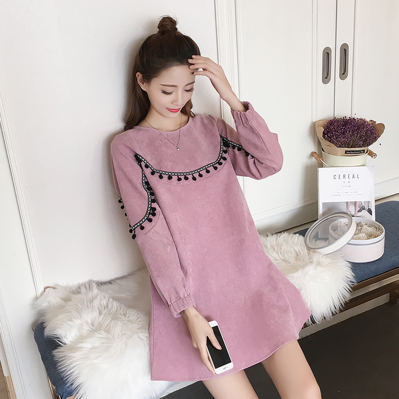 Autumn Maternity Blouse Active Pregnancy Clothes Cotton Pregnancy Clothing Of Pregnant Women Long Sleeve Shirts Tops
