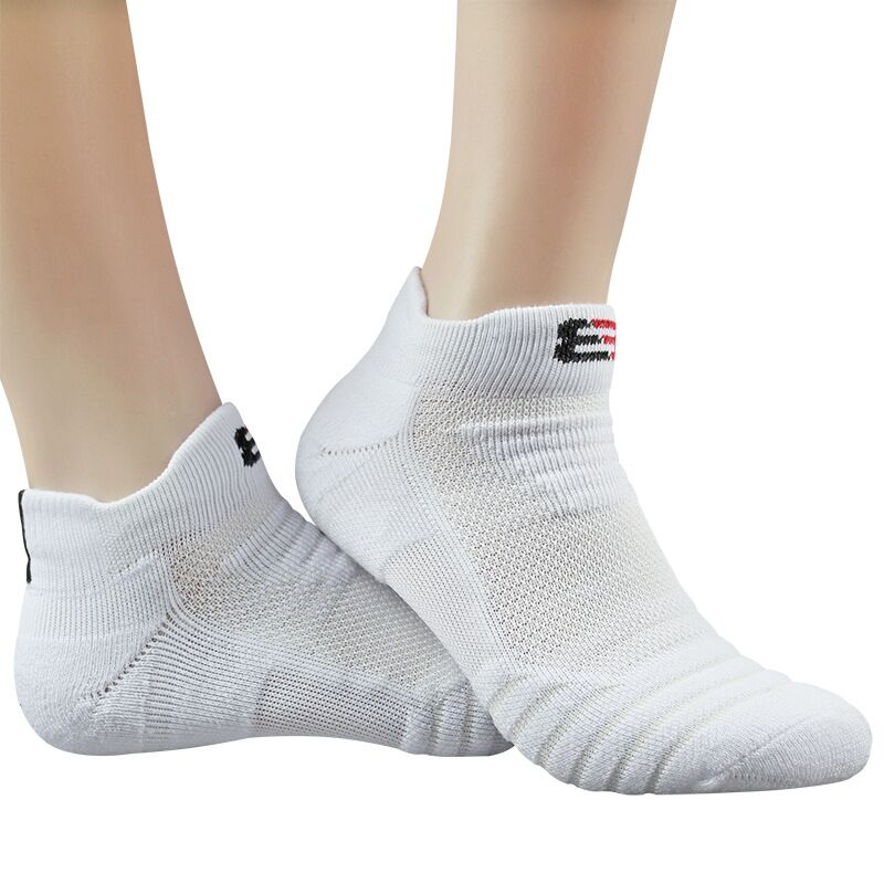 3 pairs/lot Men   Socks   High Qulity thick towel Bottom Foot Wear Terry Combed Cotton Male Short Tube Basketball Outdoors Sport