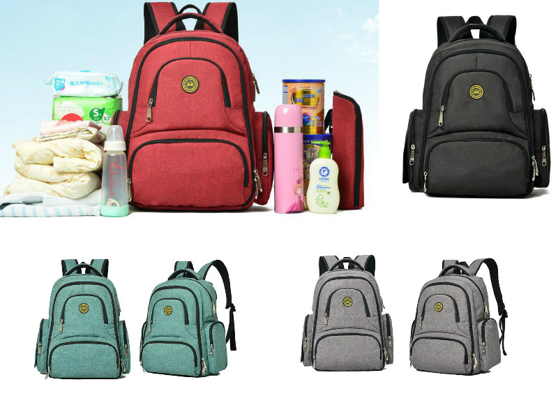 Hot Fashion Mummy Maternity Nappy Bag Brand Large Capacity Baby Bag Travel Backpack Desinger Nursing Bag for Baby Care idore baby diapers l 60pcs disposable nappies ultra thin large absorb capacity breathable 6dtex non woven fabric infant nappy