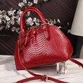 Женщин Новый 2016 Моды Дизайнерский Бренд женщины кожаные сумки Плеча женщины сумку AR749 Q9