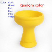 Flower bed Multihole Silicone Shisha Tobacco Bowl For Hookah