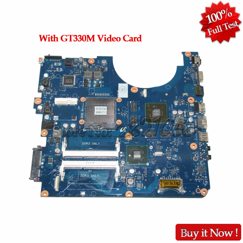 NOKOTION  Laptop Motherboard For Samsung R580 Mainboard HM55  GT330M 1GB BA41-01175A BA92-06130A BA92-06133A BA92-06133BNOKOTION  Laptop Motherboard For Samsung R580 Mainboard HM55  GT330M 1GB BA41-01175A BA92-06130A BA92-06133A BA92-06133B