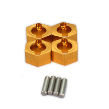 M8 8mm Wheel Hub Hex Adapter For 1 18 RC Car Buggy Truck Upgraded Hop Up
