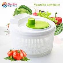 Fruits Vegetables Dehydrator Dryer Colander Basket Fruit Wash Clean Basket Storage Washer Drying Machine Cleaner Salad Spinner