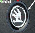 Auto steering wheel ring,interior decoration trim for skoda octavia 2014 superb 2014,yeti, rapid