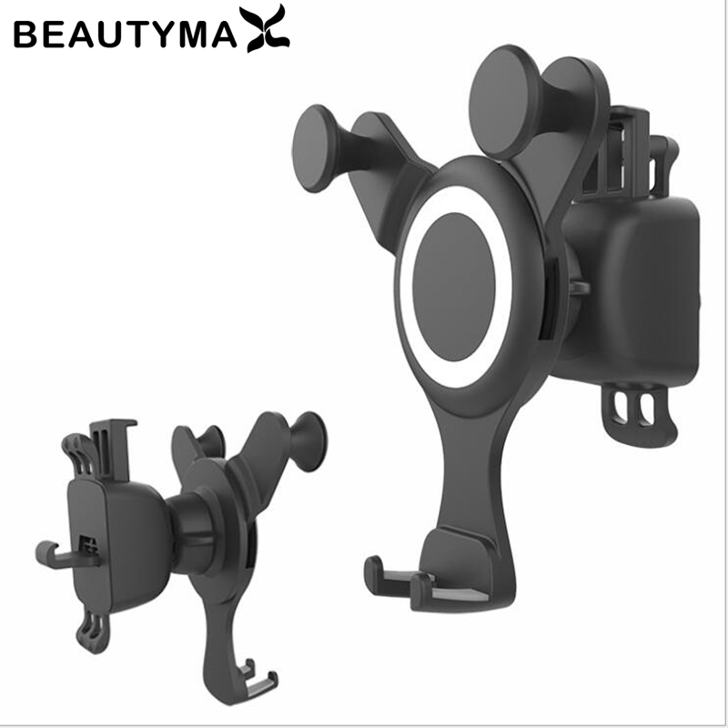 Aliexpress.com : Buy Round Gravity Car Phone Holder Clip