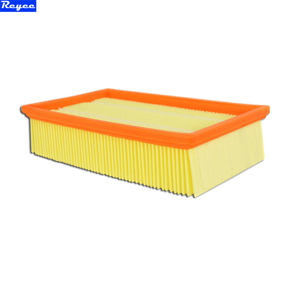 Air Filter Vacuum Cleaner For KARCHER NT65/2 eco ap NT72/2 eco tc NT75/2 ap me tc Replacement Part Filters Brand New Oil-Proof ntnt free post 1 pcs new replacement for karcher nt 65 2 eco ap te 72 2 eco tc nt75 2 ap me tc vacuum cleaner filter