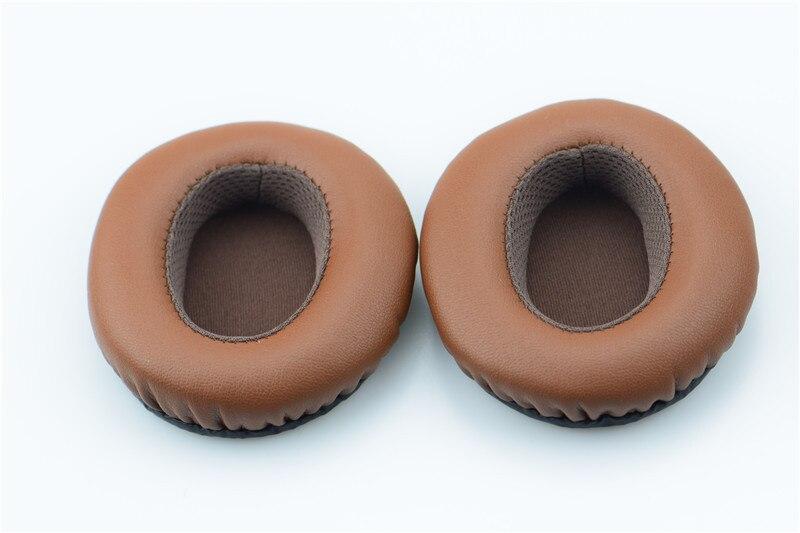 Replacements Foam Ear Pads Cushions for Sennheiser MOMENTUM 2.0 Headphones Earpads Black Brown (9)