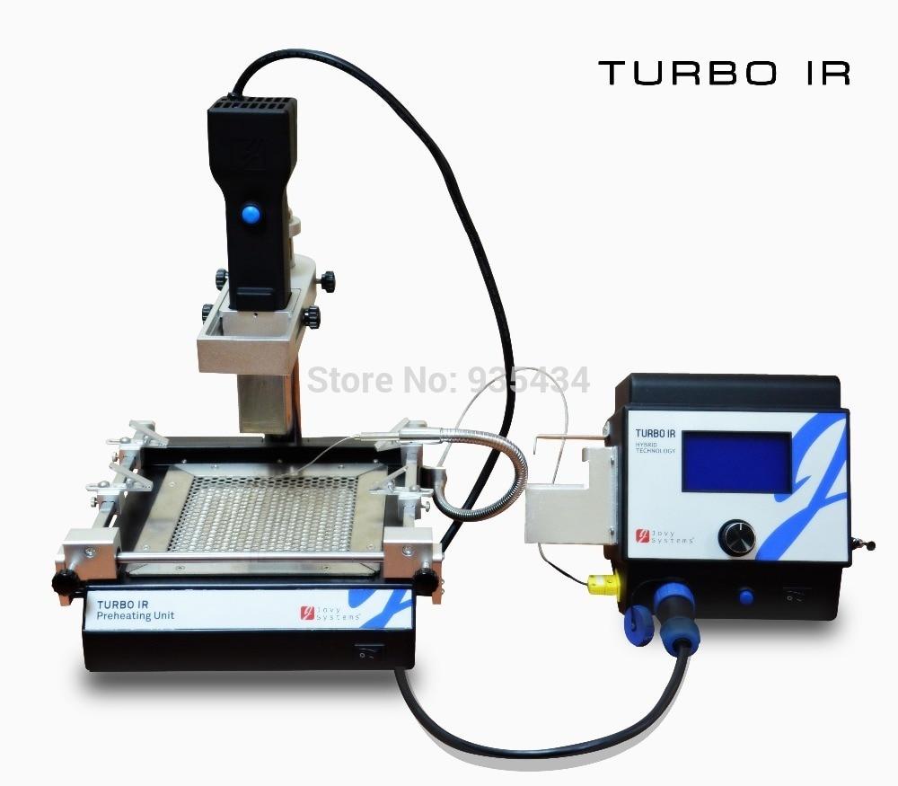 Benchtop phone chip Rework station Turbo IR bga soldering station