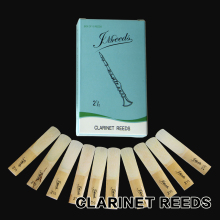 Clarinet Accessories  XINZHONG 2 1/2 Bamboo Clarinet Reeds 10pcs/box