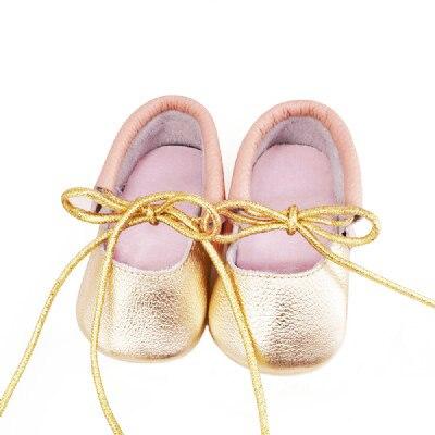 2018 Novos sapatos de meninas Moda Borlas