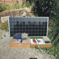 2 years warranty 48V, 750watts Solar powered Pump, solar pressure pump, surface solar water pump, JETS 4.2 60
