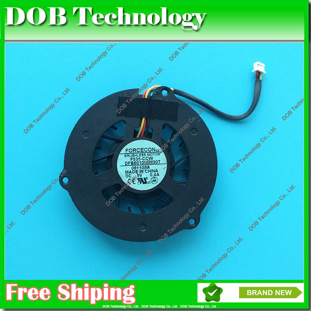 laptop CPU Cooling fan cooler for HP DV4000 V4000 F575 CCW
