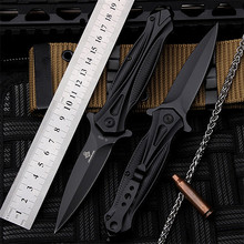 2018 New Free Shipping Outdoor Tactical Folding Knife 7CR17Mov Steel Camping Survival Combat Hunting Knives Multi EDC Tools free shipping new design outdoor cold steel tactical hunting knife survival camping combat knives cs go facas taticas navajas