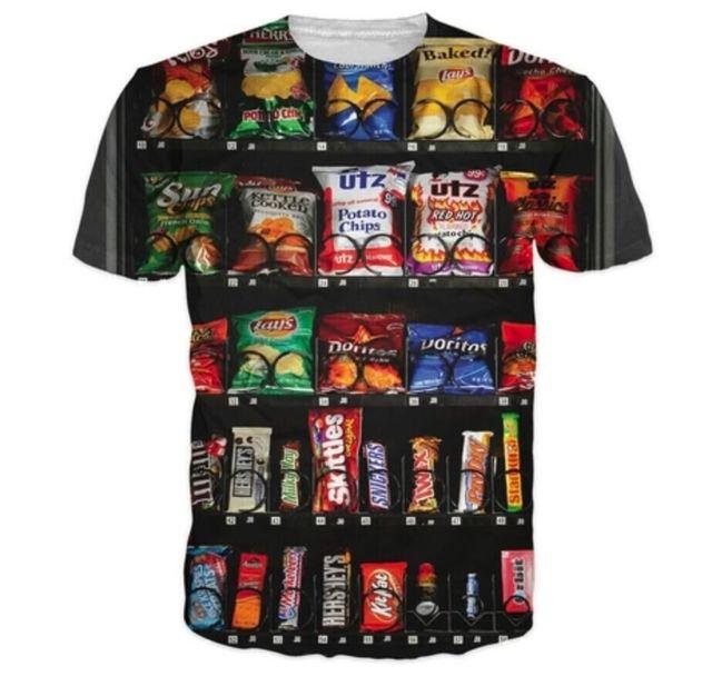 Buy maquina vending ams combi 3d full for Full t shirt printing