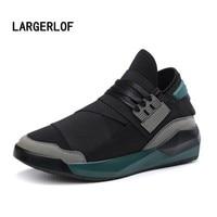 Мужская парусиновая обувь модные дышащие кроссовки толстая подошва осенние кроссовки для Для мужчин SH49128