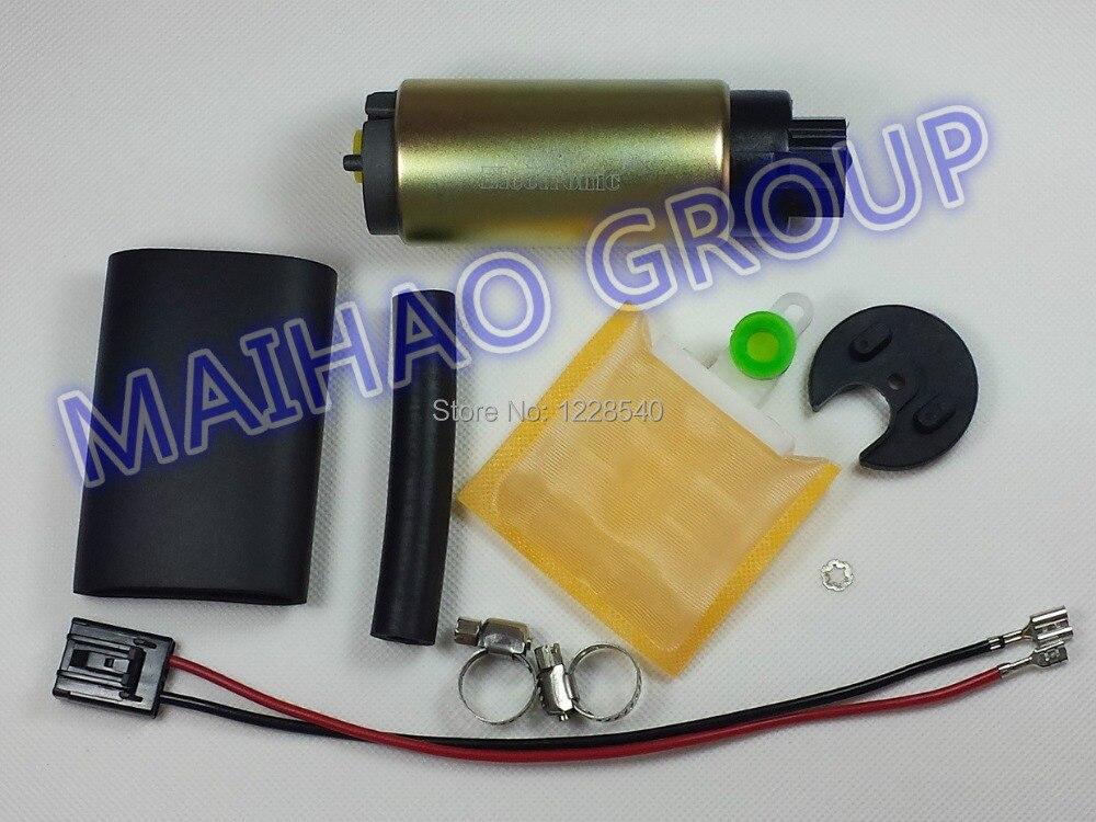 Универсальная замена в баке Электрический топливный насос Установите комплект для Hyundai Kia Mazda Toyota 255LPH 0580454001 0580453064