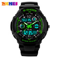 2016 SKMEI Children LED Display Digital Sport Watches Kids Quartz Watch Relogio Relojes Boy Fashion Waterproof Wristwatches Boys
