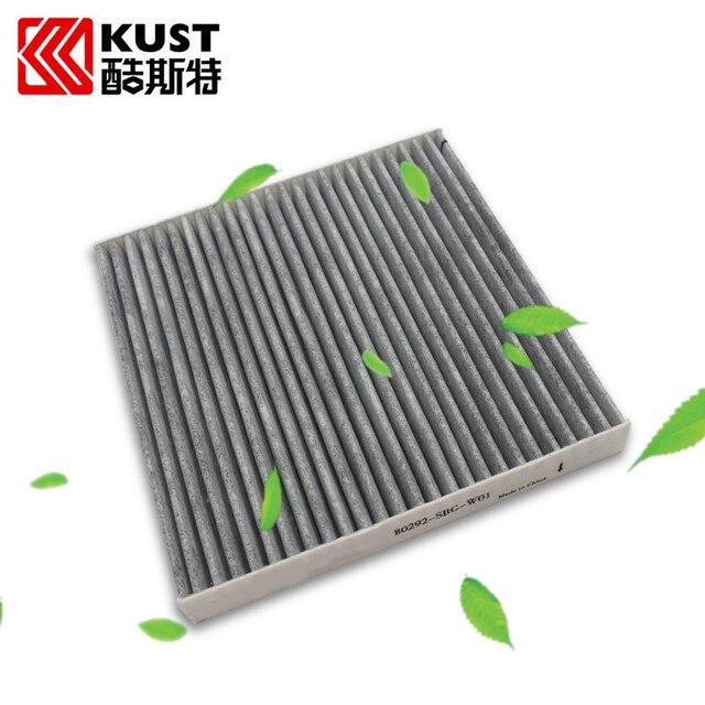kust activ charbon de voiture filtre air conditionn filtre d 39 habitacle pour crv 2013. Black Bedroom Furniture Sets. Home Design Ideas
