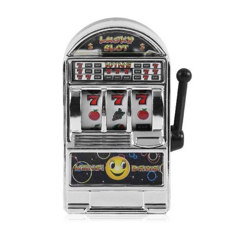 Новый мини казино джекпот машина фруктовый слот Копилка игры игрушка для детей и взрослых декомпрессии ...