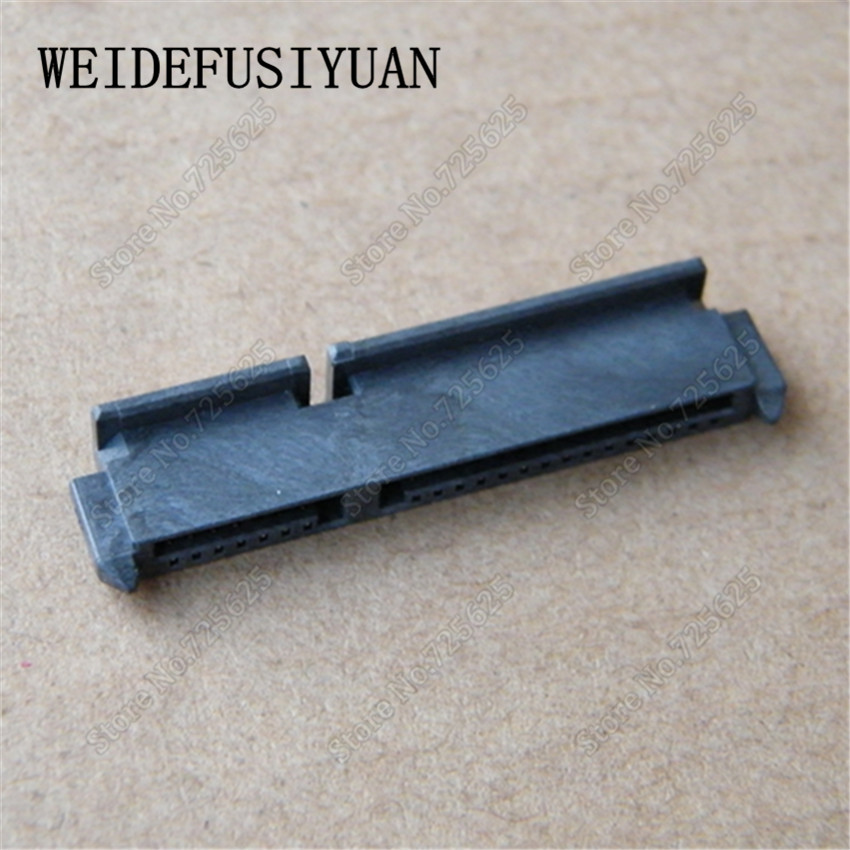 цены Laptop SATA Hard Drive HDD Connector for DELL Studio 1745 1747 1749 HDD Jack Socket