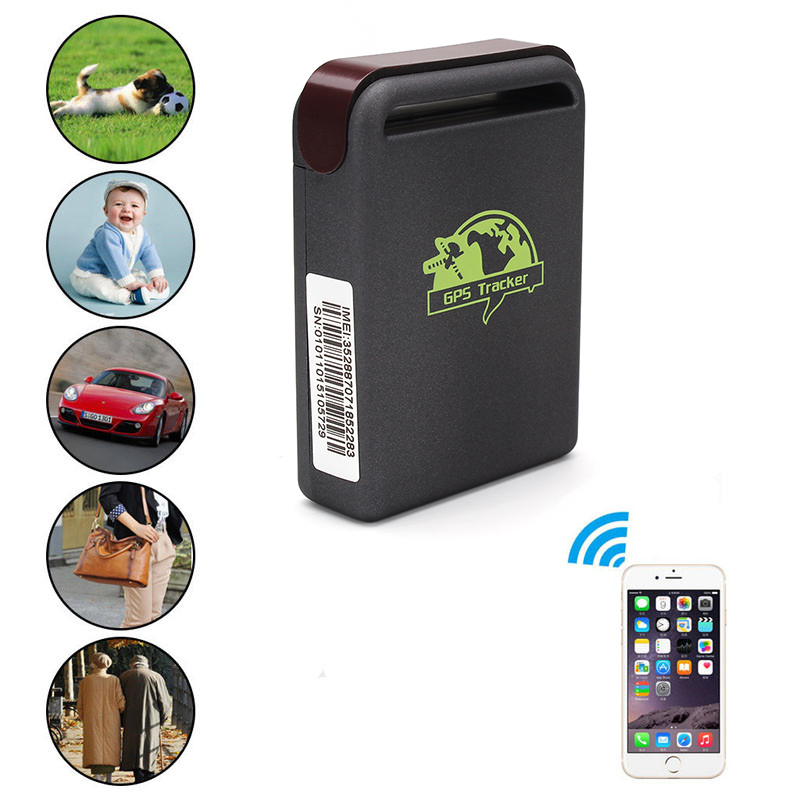 Hot Sale Car Gps Tracker Mini Spy Device Gsm Gprs Gps Tracker For Children Old Tracking Locator Automobile Motorcycle Anti Theft