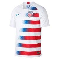 Men Soccer Jersey Shirt Pants Football 2019 USA Soccer Uniforms Suit Can Customed Thailand Version