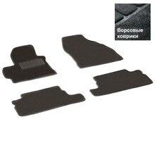 Ворс Коврики для Защитные чехлы для сидений, сшитые специально для Toyota Corolla E150 2007-2013 Seintex 82345