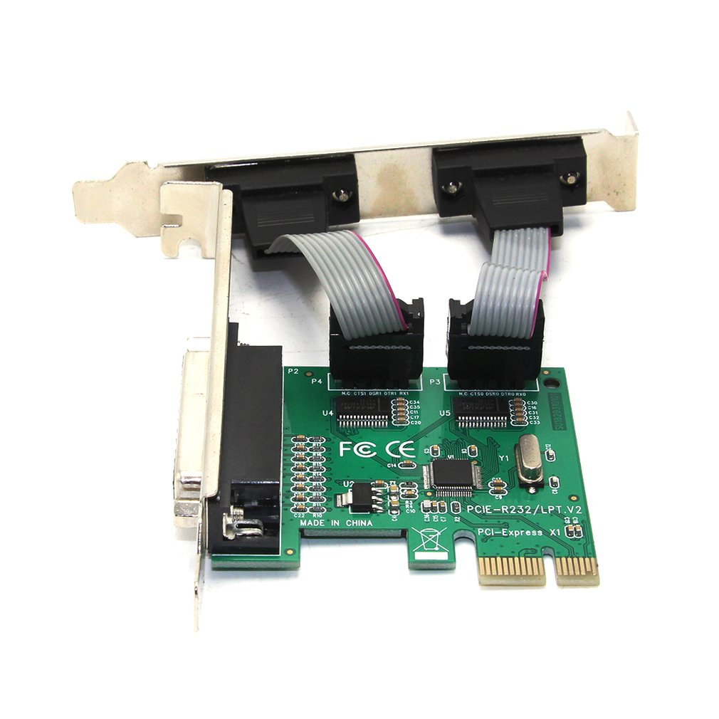 PCI-E to PCI Express Expansion Card Adapter For window support gold tax card