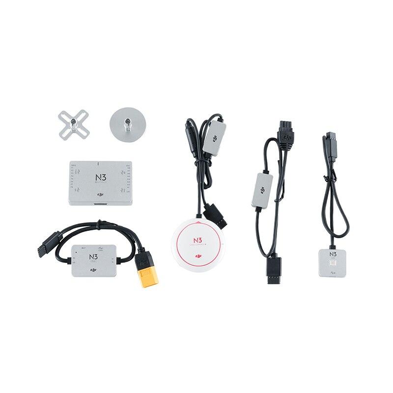 Original DJI Naza N3 Flight Controller W/ GPS LED PMU Dual IMU Redundancy Design / Supports SDK Sport Mode
