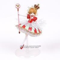 Card Captor Sakura Kinomoto Sakura 15th Anniversary 1 7 Scale PVC Figure Collectible Model Toy