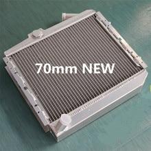 Высокая производительность 70 мм из алюминиевого сплава радиатор для RENAULT 5 / R5 GT турботаймер 1985 — 1991 1990 1986 1987 1988 1989
